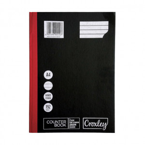 Croxley-A4-2-Quire-Counter-Book-Feint-Margin-192-Page
