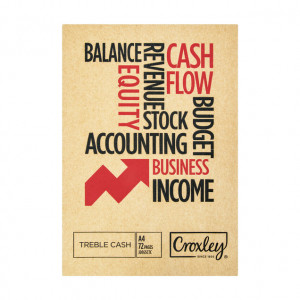 Croxley-A4-Bookkeeping-Treble-Cash-Book-72-Page