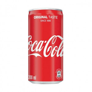 Coca-cola-Soft-Drink-Can-200-ml